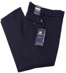 BOYS DRESSY PANTS (2141402P) NAVY