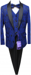BOYS 5PC. SUIT (ROYAL BLUE) 2141419