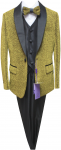 BOYS 5PC. SUIT (GOLD) 2141468