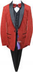 BOYS 5PC. SUIT (RED) 2141468