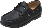 KIDS BOAT SHOES (2212151) ALL BLACK