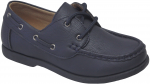 KIDS BOAT SHOES (2212151) ALL NAVY