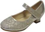 GIRLS DRESSY SHOES (2242462) SILVER