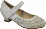 GIRLS DRESSY SHOES (2242462) WHITE