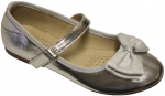 GIRLS BALLERINAS (2252508) SILVER METALLIC
