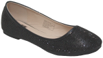 LADIES BALLERINAS (2272701) BLACK