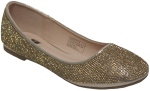 LADIES BALLERINAS (2272701) CHAMPAGNE