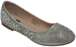 LADIES BALLERINAS (2272701) SILVER