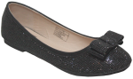 LADIES BALLERINAS (2272716) BLACK