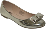 LADIES BALLERINAS (2272720) GOLD