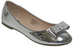 LADIES BALLERINAS (2272720) SILVER
