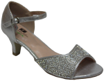 LADIES DRESSY SHOES (2272721) SILVER
