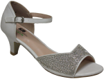 LADIES DRESSY SHOES (2272721) WHT