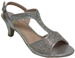 LADIES DRESSY SHOES (2272722) SILVER