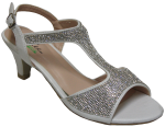 LADIES DRESSY SHOES (2272722) WHITE