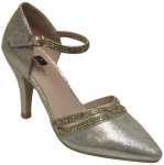 LADIES DRESSY SHOES (2272724) CHAMPAGNE