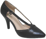 LADIES DRESSY SHOES (2272726) BLACK
