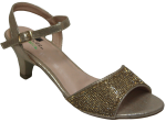 LADIES DRESSY SHOES (2272727) CHAMPAGNE