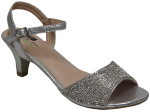 LADIES DRESSY SHOES (2272727) SILVER