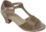 GIRLS DRESSY SHOES (2272742) CHAMPAGNE