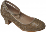 GIRLS DRESSY SHOES (2272743) CHAMPAGNE