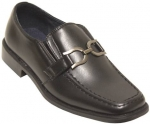 Boys Dressy Buckle Top Shoe