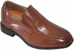 NEW BOYS DRESSY SHOES (2343469) COGNAC