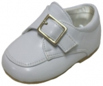 BOYS DRESSY SHOES TODDLERS (2344118) WHITE SMOOTH