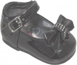 GIRLS DRESSY SHOES TODDLERS (2344410) BLACK PAT