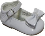 GIRLS DRESSY SHOES TODDLERS (2344410) WHITE PAT