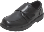 BOYS SCHOOL SHOES (2383804) BLACK