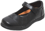 GIRLS SCHOOL SHOES (2383822) BLACK
