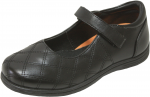 GIRLS SCHOOL SHOES (2383825) BLACK