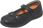 GIRLS SCHOOL SHOES (2383827) BLACK