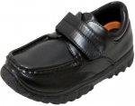 BOYS SCHOOL SHOES (2383837) BLACK