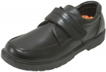 BOYS SCHOOL SHOES (2383838) BLACK