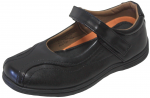 GIRLS SCHOOL SHOES (2383843) BLACK