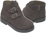 BOYS SCHOOL SHOES (2383846) BROWN SUEDE