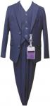 BOYS 3PC SUITS (NEW BLUE)