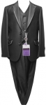 BOYS 3PC SUITS (BLACK) 2931336-1