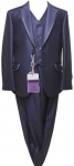 BOYS 3PC SUITS (NAVY) 2931336-1