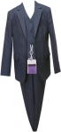 BOYS 3PC SUITS (NAVY)