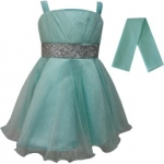 GIRLS COLOR DRESSES (0232331) MINT