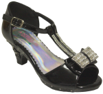 GIRLS DRESSY SHOES (2242475) BLACKPAT